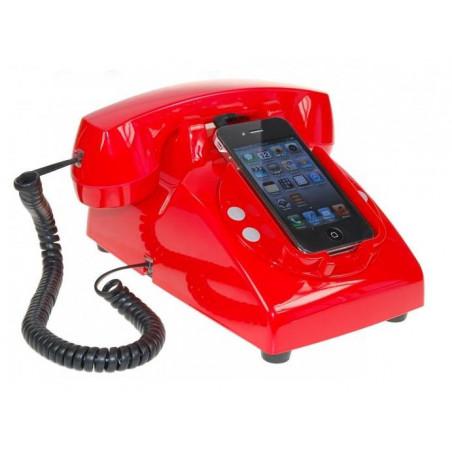 soporte para iphone retro