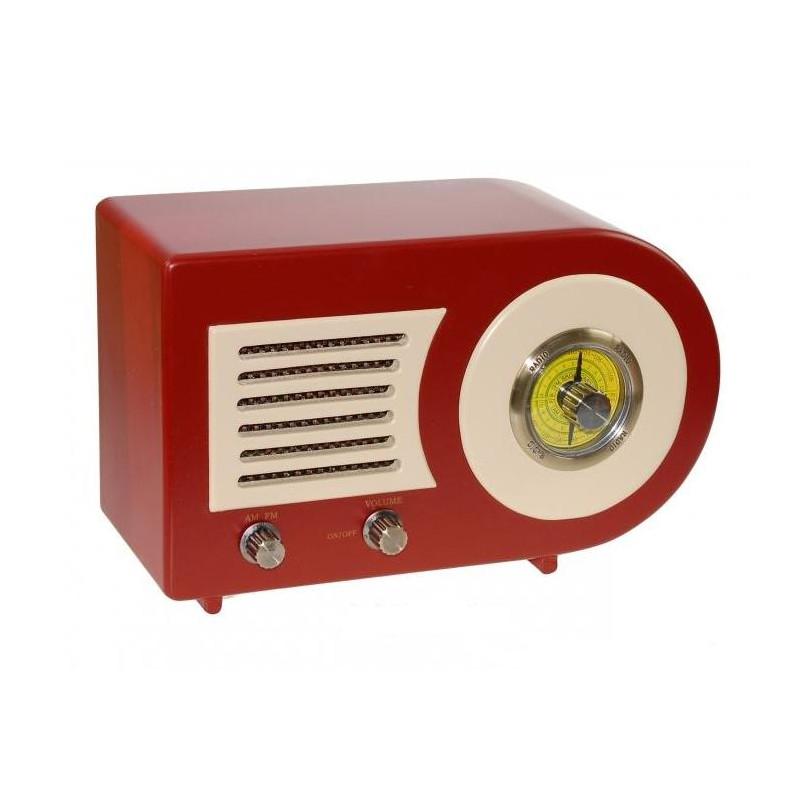 Radio retro madera - Regalos para hombres