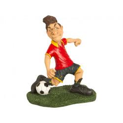 Figura resida de jugador de fútbol - regalos para hombres
