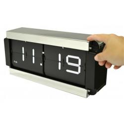 reloj láminas flip flop clock - regalos originales para hombre