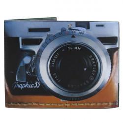 """Billetero con sonido """"cámara de fotos"""" - Regalos para Hombre"""