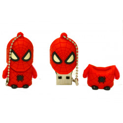Imagén: PENDRIVE SPIDERMAN 8GB