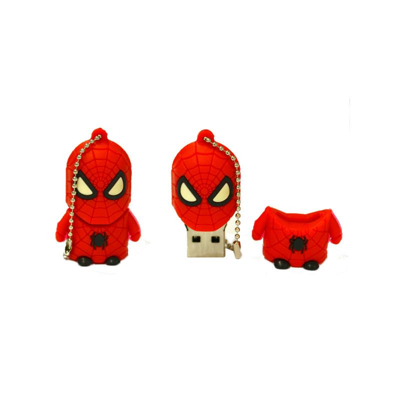 Pendrive spiderman - regalos originales y curiosos