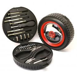 Estuche herramientas rueda - Regalos para hombres