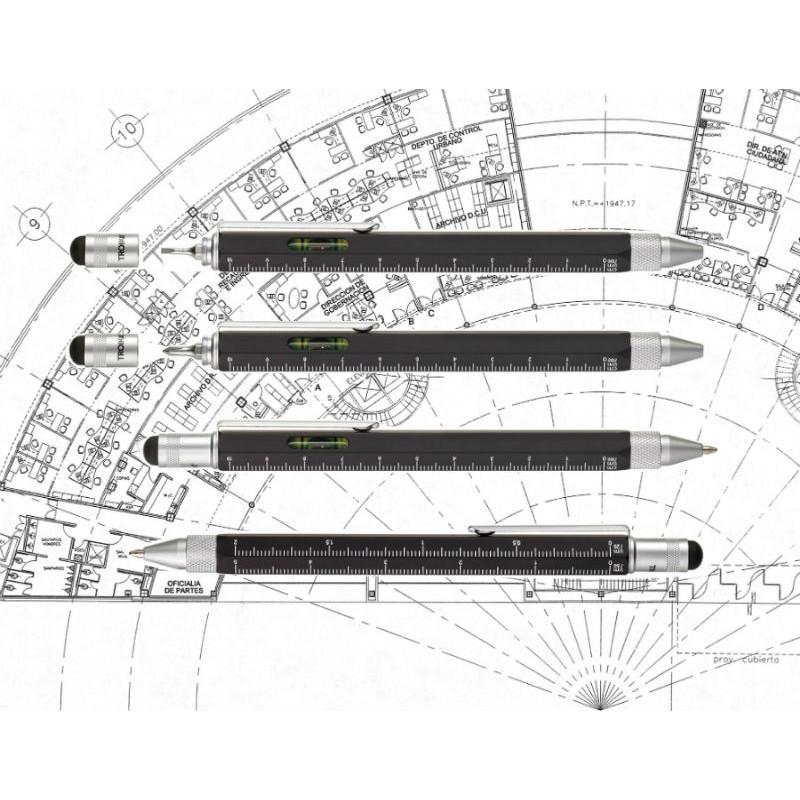 """Boligrafo multifunción CONSTRUCTION"""""""