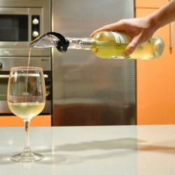 Barra enfriadora y decantador para vino - Regalos para hombre