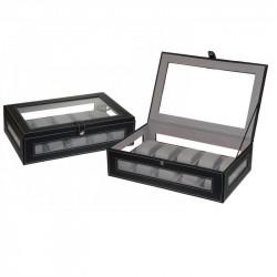 Caja para relojes (10 unidades) - Regalos clásicos para hombres