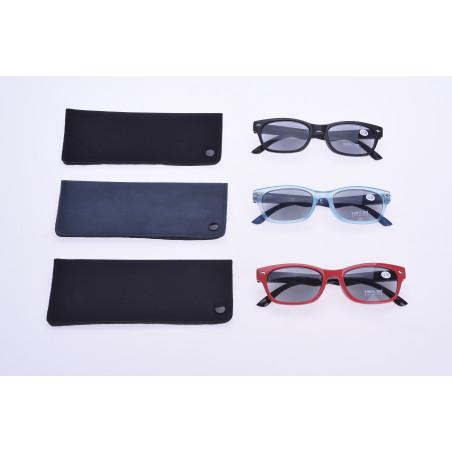 Gafas de sol de lectura graduadas para presbicia
