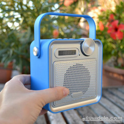 ALTAVOZ RADIO BLUETOOTH
