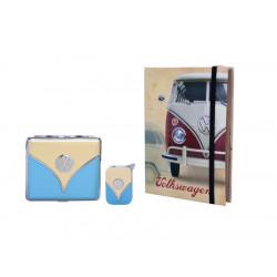 Set encendedor y pitillera volkswagen - regalos para hombres