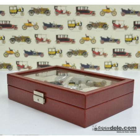 caja reloj 10 unidades - Regalos para Hombre