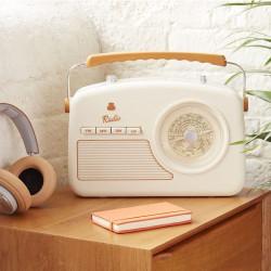 RADIO VINTAGE AÑOS 50 - regalos retro