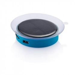 CARGADOR SOLAR 2200 mAh - regalo práctico para viajeros