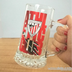 Imagén: JARRA CERVEZA ATHLETIC CLUB DEL BILBAO 62 CL