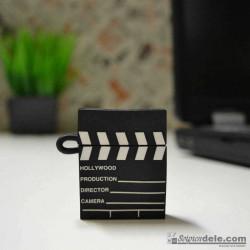Pendrive claqueta de cine - regalos originales