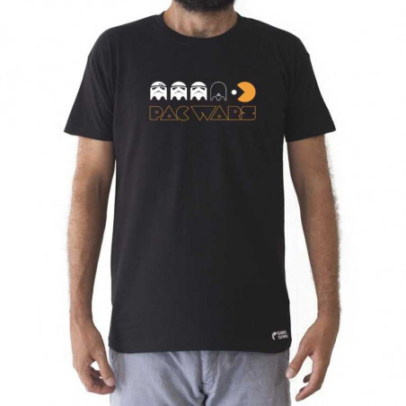 camiseta Pac wars