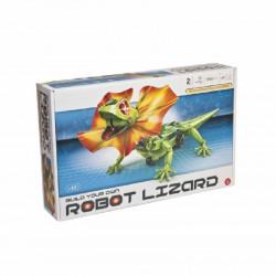 Construye un robot lagarto