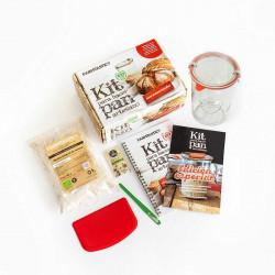 Kit para hacer pan