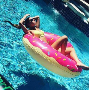 flotador donut gigante