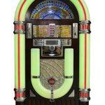Comprar jukebox con tocadiscos retro
