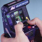 ¿Estás buscando una maquina arcade mini? la tenemos