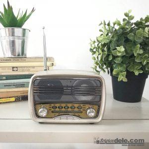 radio altavoz portátil bluetooth