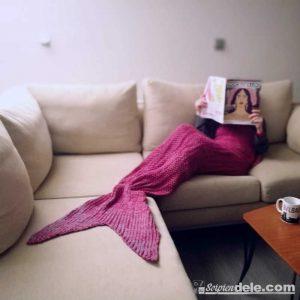 manta de sirena